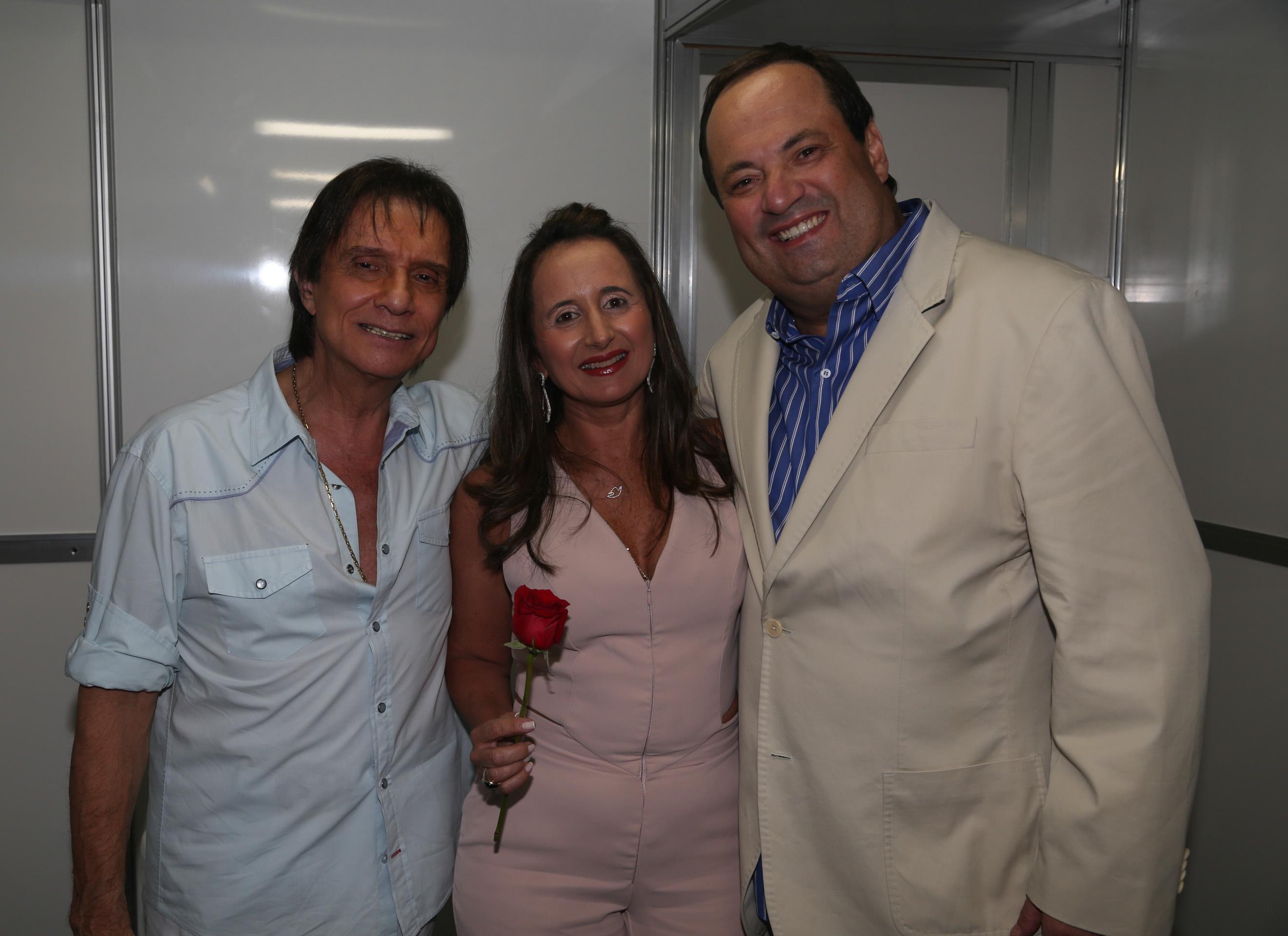 Sandra Lemos e Nestor Coutinho Lemos