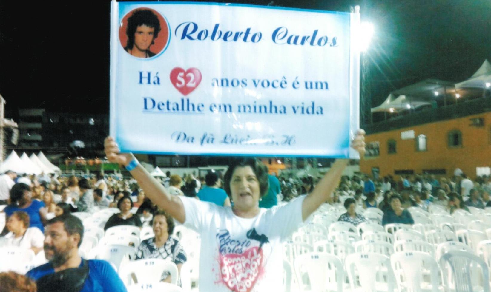 Maria Lucia Rodrigues de Azevedo - Aniversário do Rei em Cachoeiro do Itapemerim-2016
