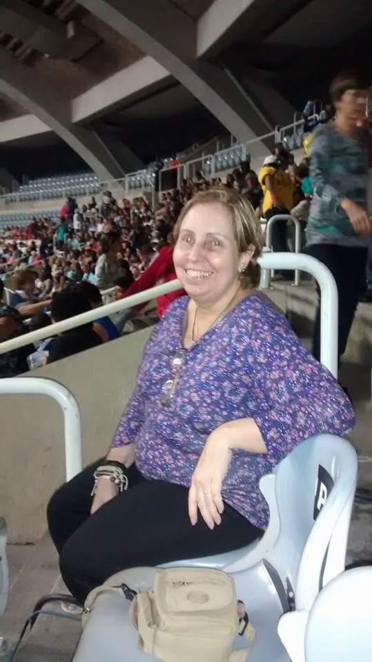 Maria Gorette Vilela Da Silveira - É minha foto no Facebook