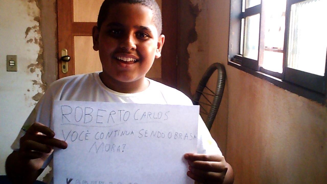 Guilherme Willian - Olá, tenho 10 anos e gosto muito de suas músicas