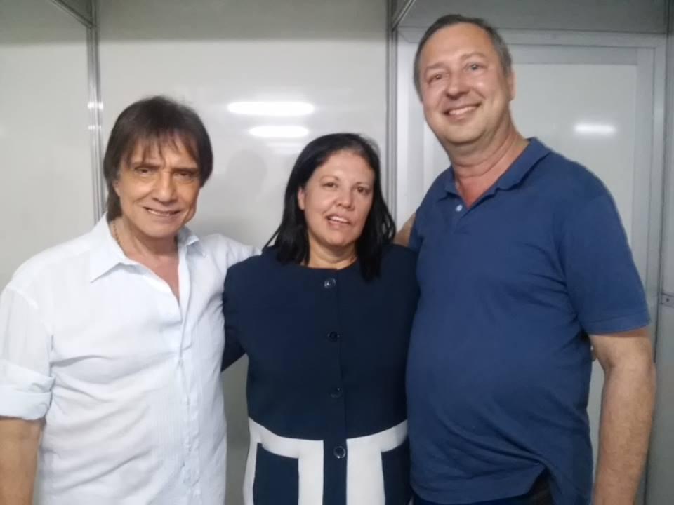 Luis Augusto Roqué e Vilma Cristina Xavier Roqué