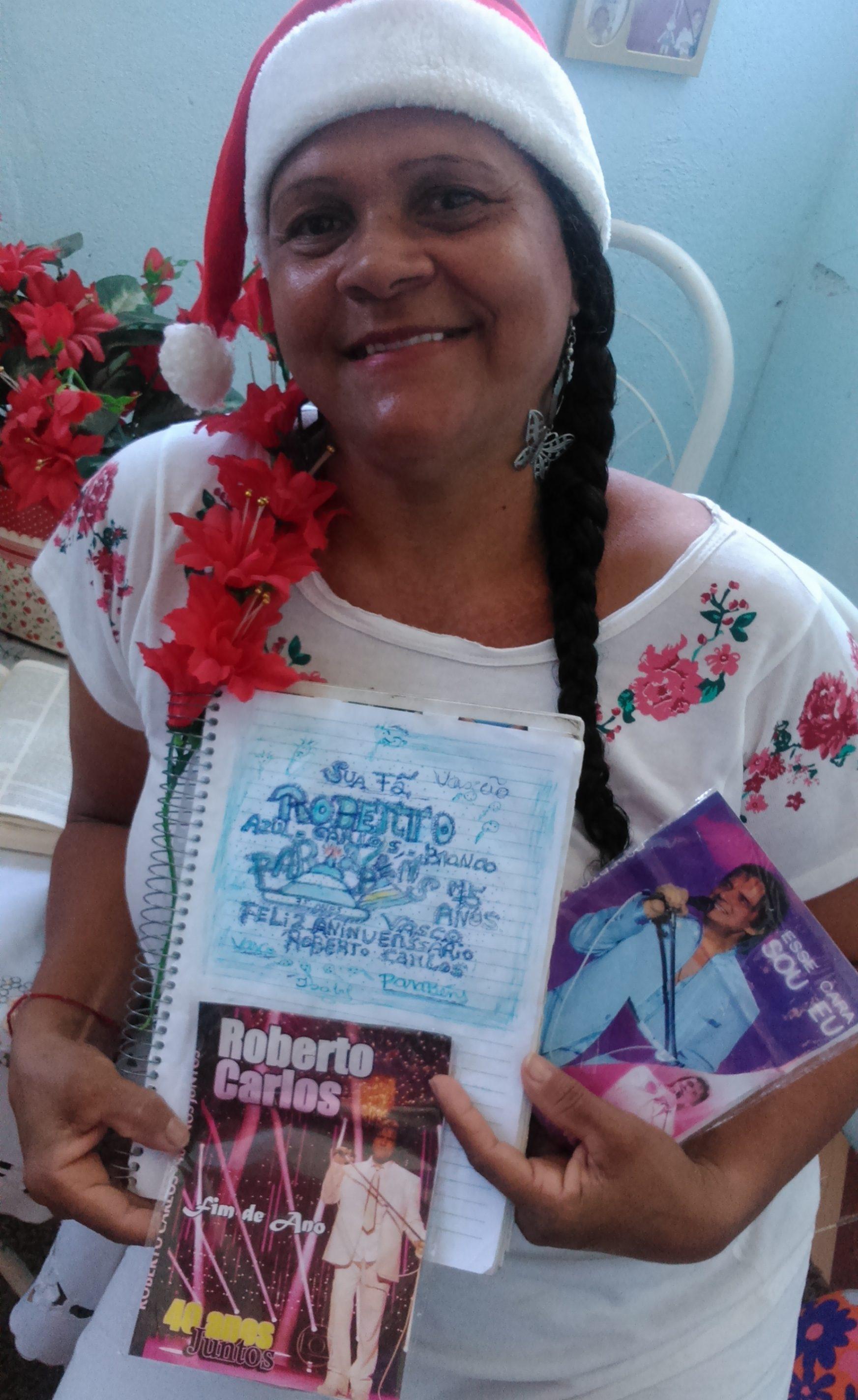 Isabel Oliveira - Sou sua grande fã a muitos anos!