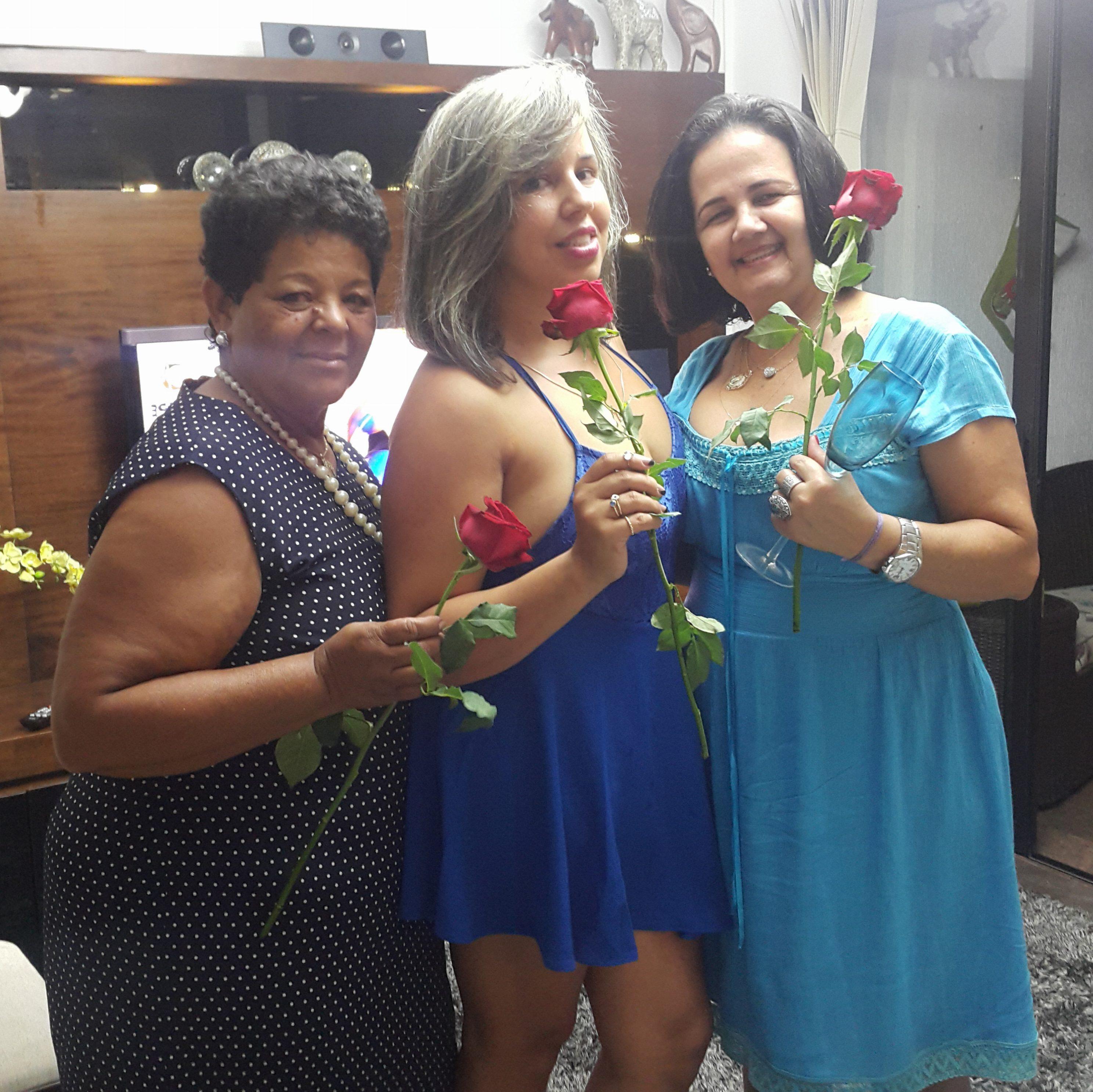 Fabiana Michele de Lima - show do Rei em casa