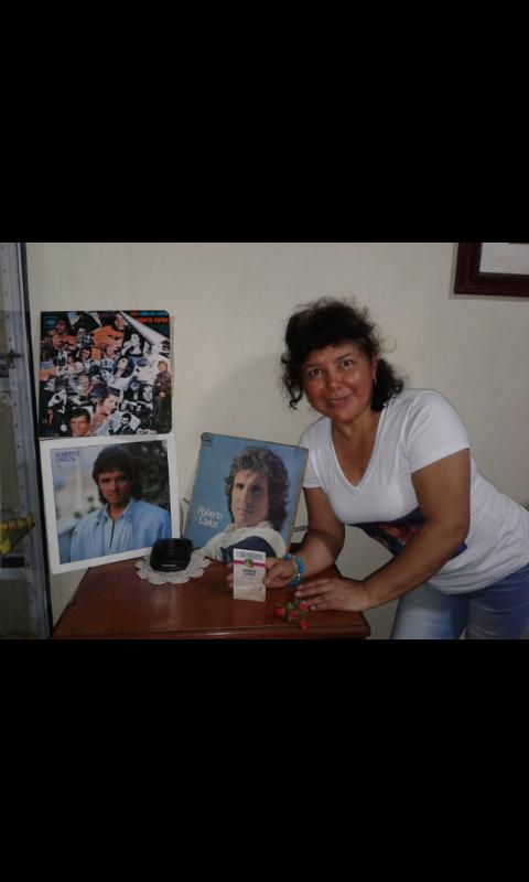 Sonia Maribel Naranjo Supelano - Es mi Amor platónico,lo bolví a ver en mayo 2016