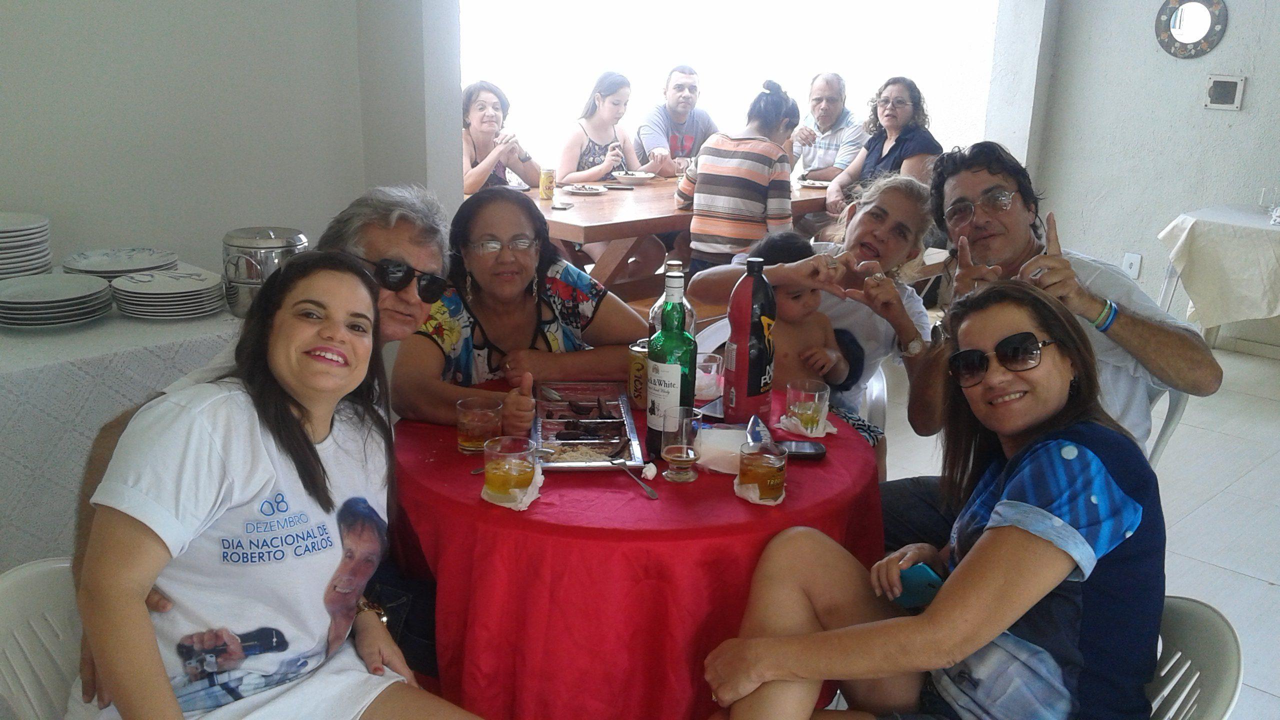 Elaine Cristina Quevedo - Festa em comemoração do Dia do Rei em Fortaleza 20