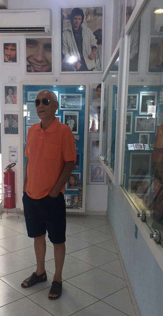 Luiz Gonzaga Neto - Espaço EMOÇÕES-PETROLINA-PE