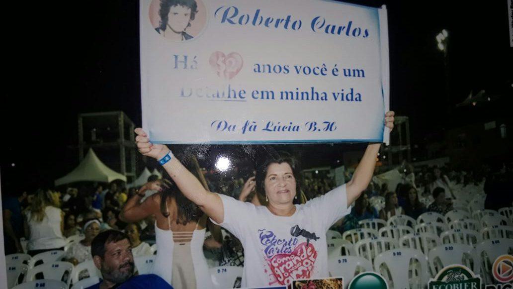 Maria Lúcia Rodrigues de Azevedo - 75 anos de vida do Rei em Cachoeiro de Itapemirim