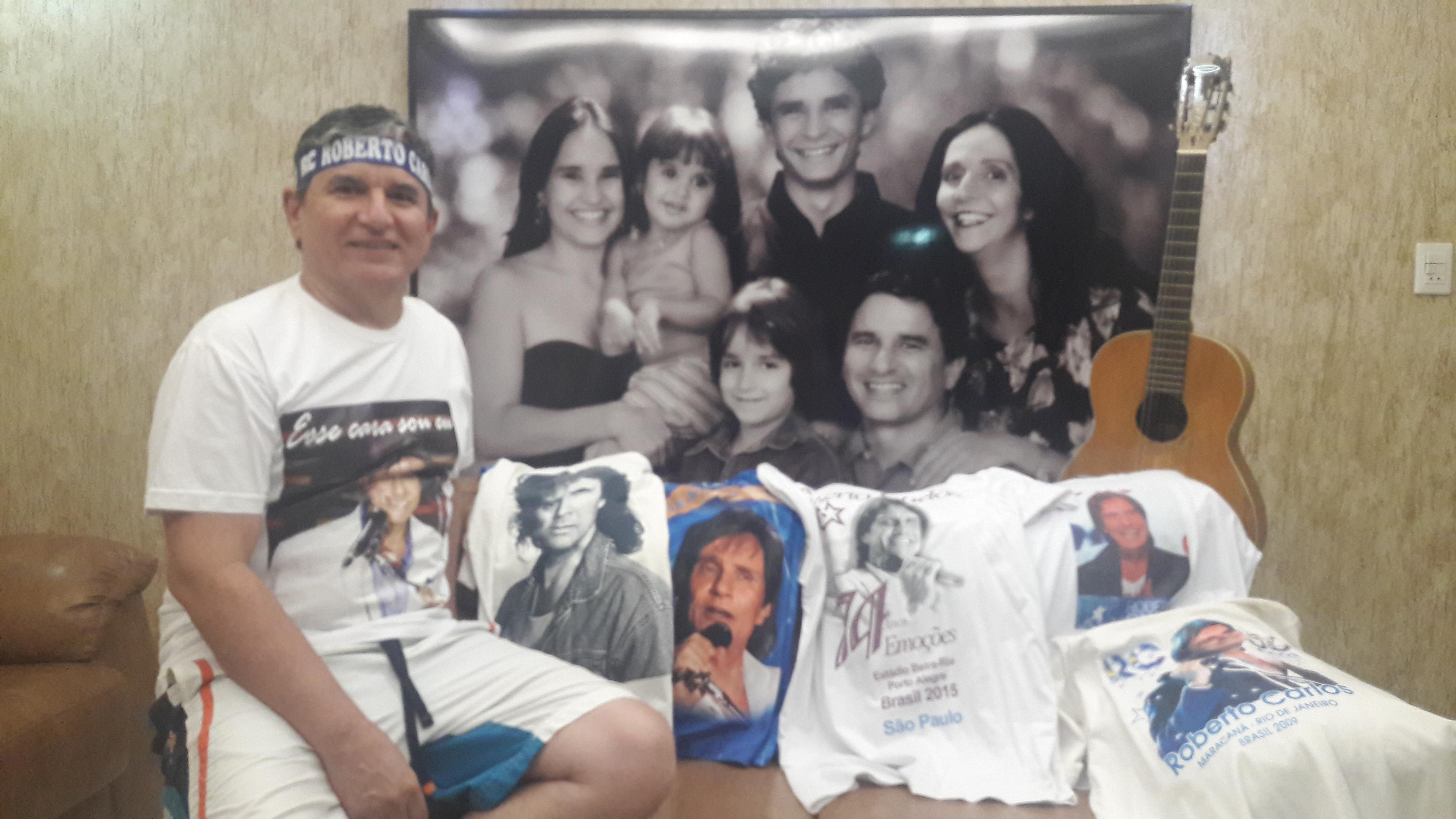 CECÍLIO PANIAGO ROCHA - Como é grande o meu amor por você!
