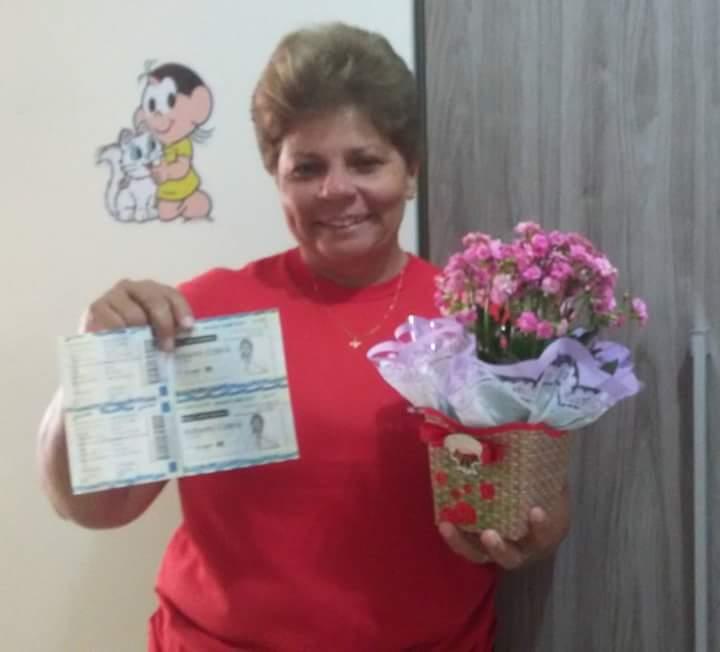 Magali Alves - Minha família toda e fã desse homem maravilho RC
