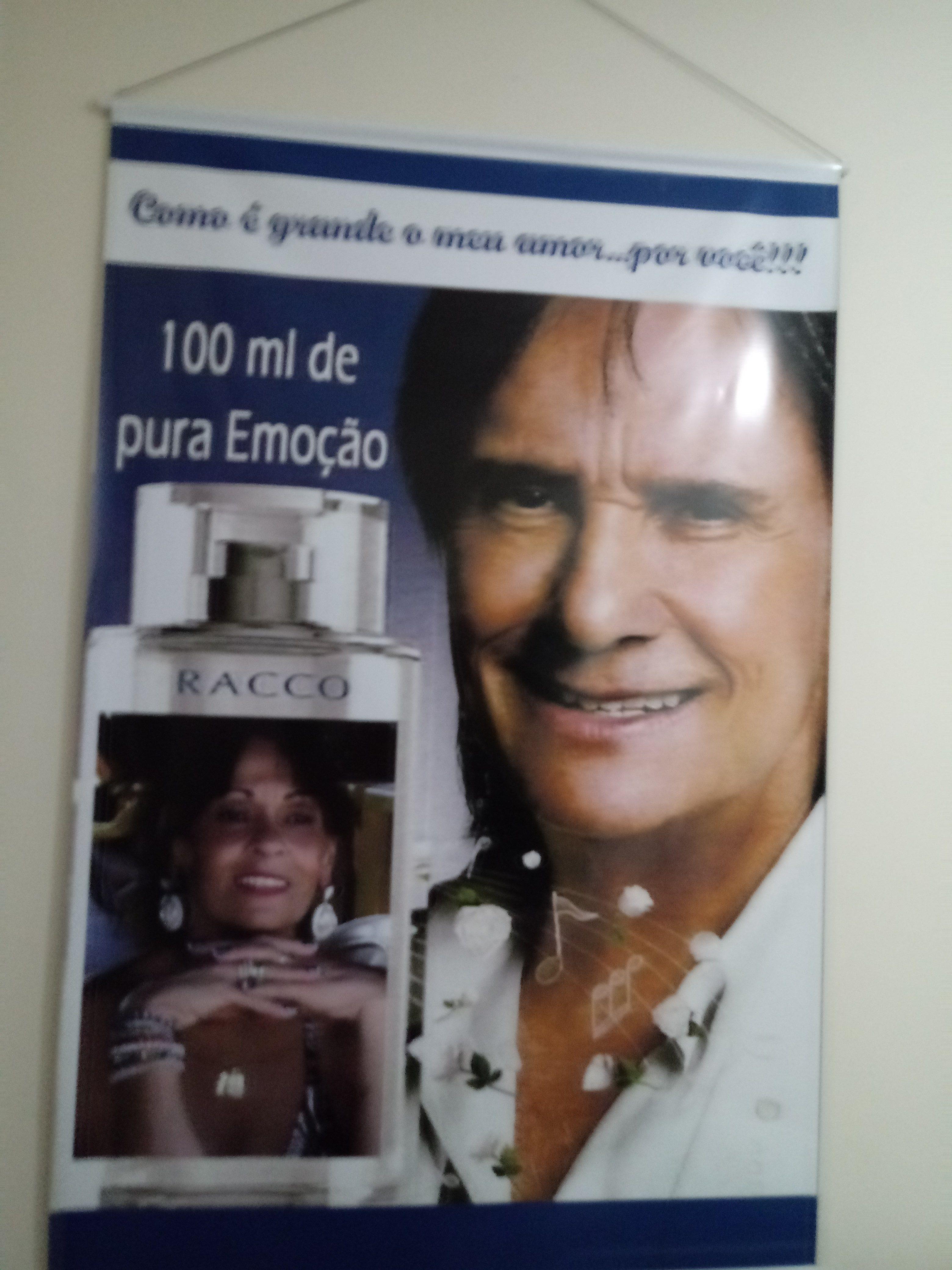 Jaqueline Cardoso Pinto - Minha mãe é muitoooo fã do Roberto Carlos! Hj ela
