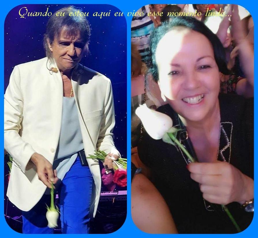 SUELY CORDEIROs - Roberto e eu....Amo!!!