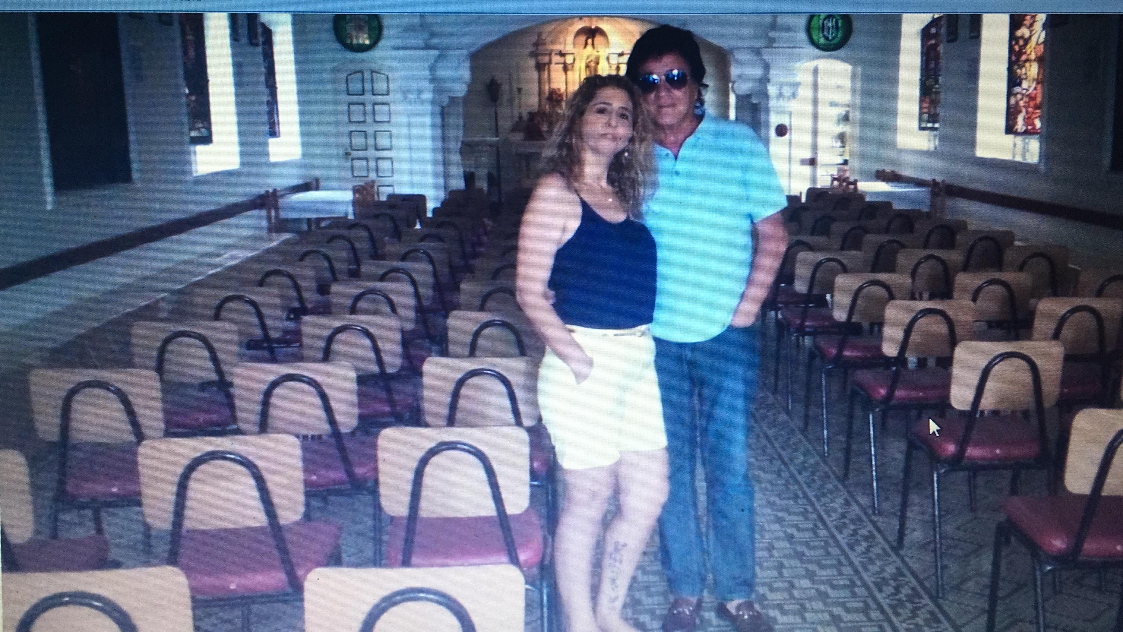 Soraya Peres da Silva de Araujo - essa capelinha o rei faz suas orações