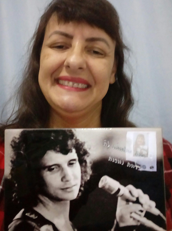 Ana Lucia Moreira  Sampaio - Roberto meu amor genuino. Mãe amor incondicional.