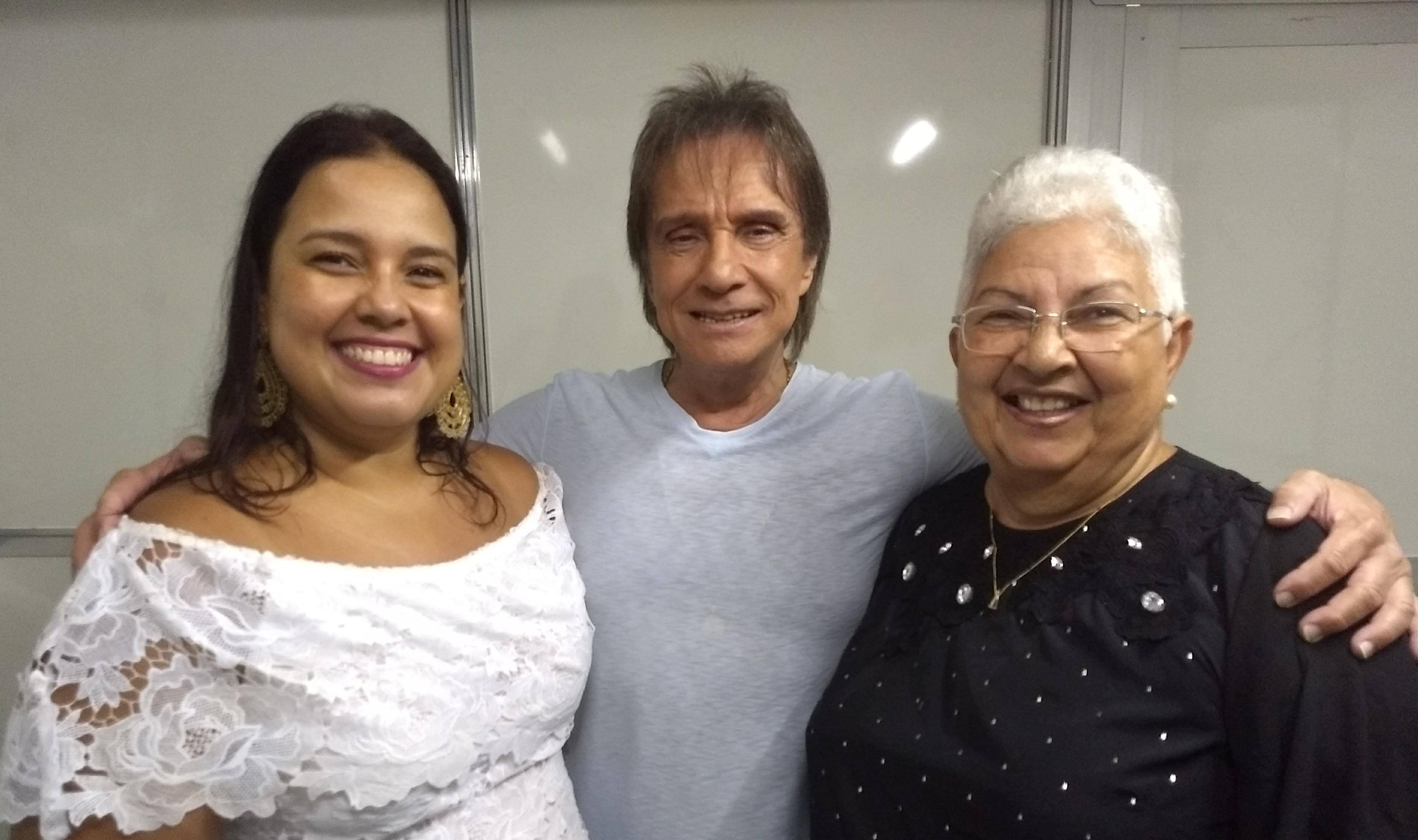 Débora e Carmem Bittencourt Soares da Silva