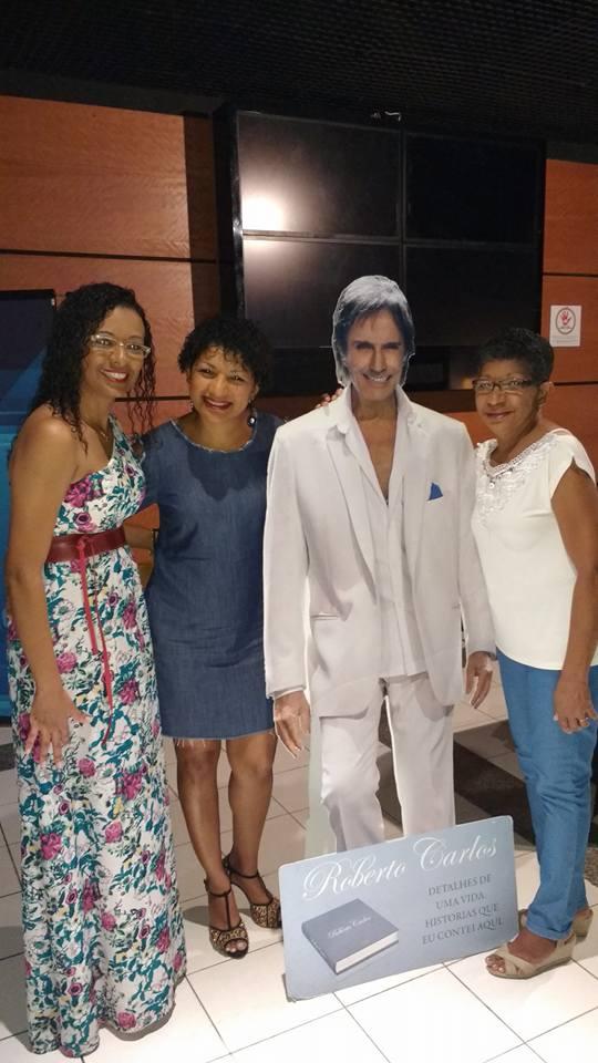 Fabiana Fernandes de Campos - Show maravilhoso e aniversário da Mamis Poderosa!
