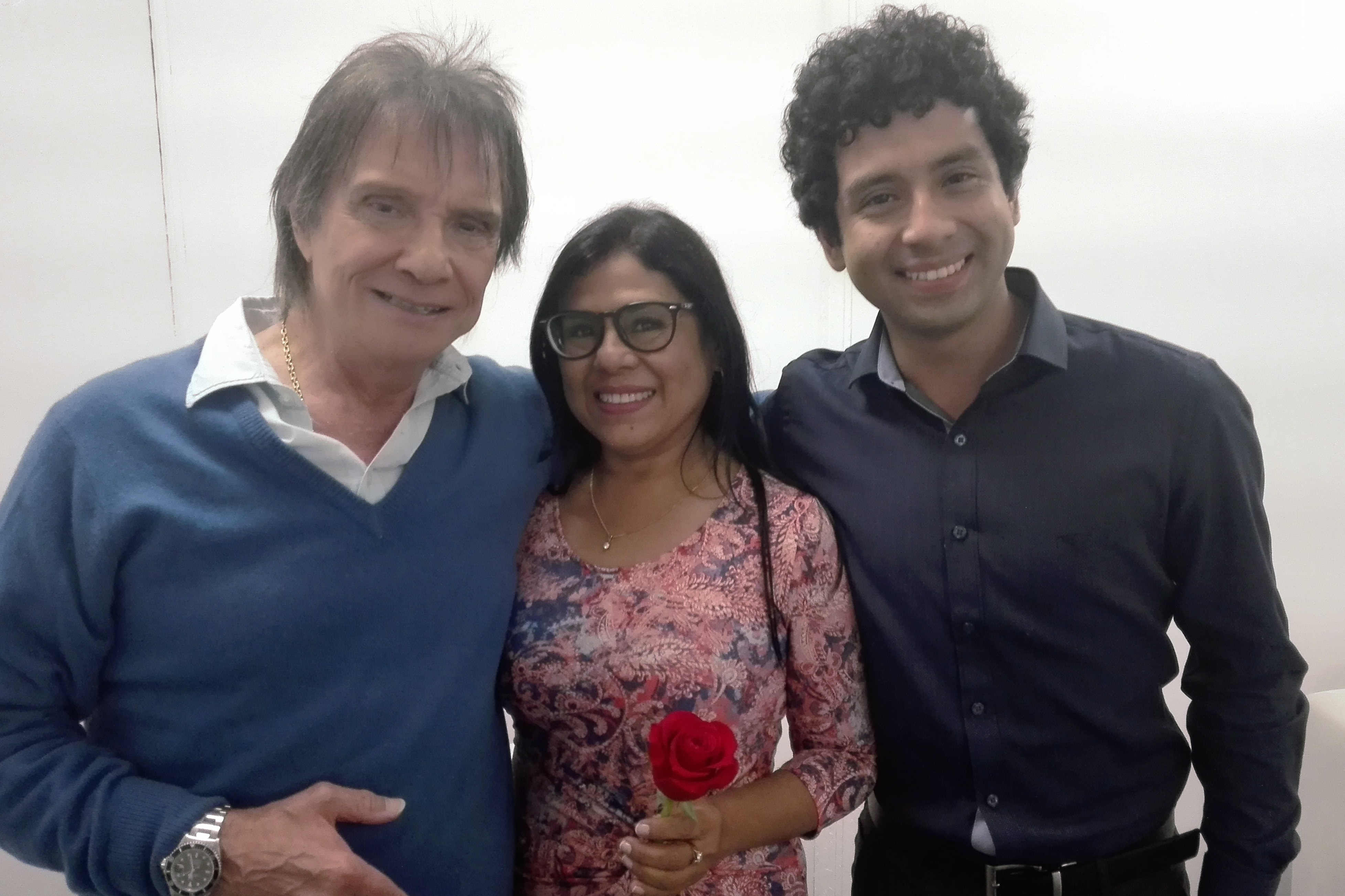 Ana López Mendoza e Miguel Rocha López