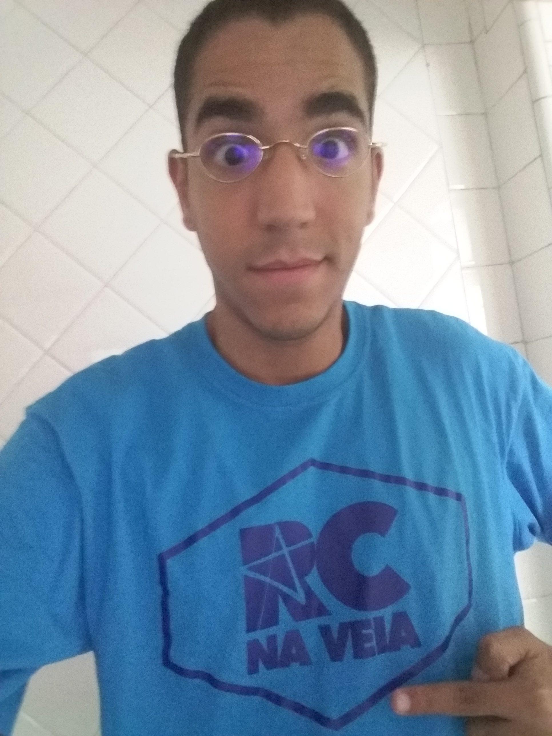 Guilherme Augusto Nigro - As músicas do Roberto traduzem minha vida.