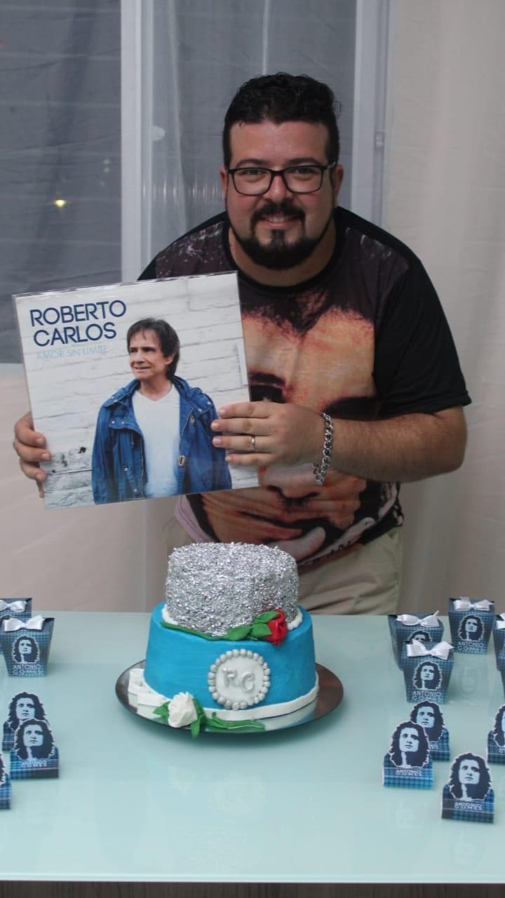 Antonio Gomes - Meu aniversário de 30 anos.