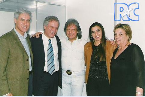 Afonso Lamonier, Chico Pinheiro, Ana Lucia Paiva e Marlene Paiva