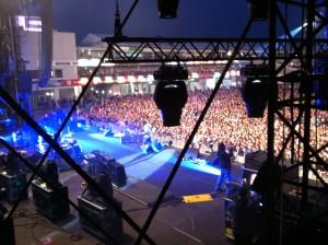 Rock am Ring, festival, Rock im Park, Playlist