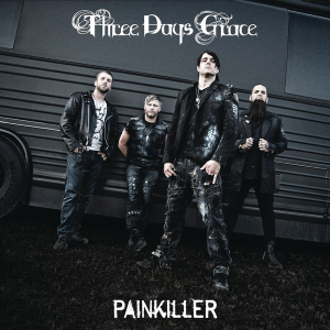 Three Days Grace - Painkiller Single Cover