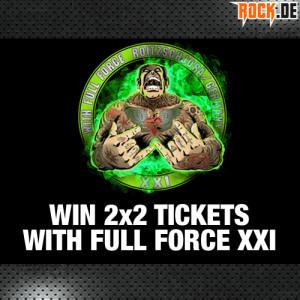 With Full Force XXI Gewinnspiel