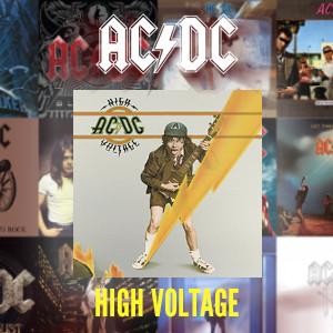 AC/DC High Voltage auf rock.de