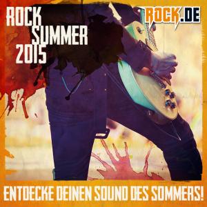 Rock Summer 2015 auf rock.de: Entdecke deinen Sound des Sommers
