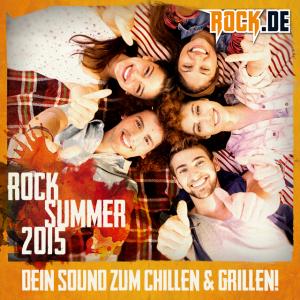 Rock Summer 2015 auf rock.de: Entdecke deinen Sound des Sommers zum Grillen & Chillen