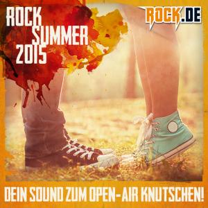 Rock Summer 2015 auf rock.de: Entdecke deinen Sound des Sommers zum Open-air Knutschen