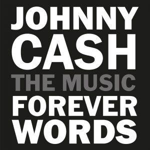 Johnny Cash Forever Words Cover