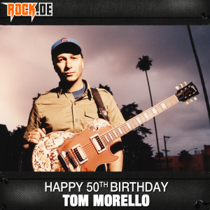 Tom Morello Birthday