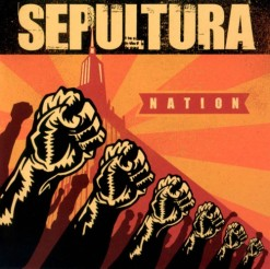 Sepultura - Nation Cover