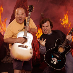 Tenacious D - Kyle Gass and Jack Black