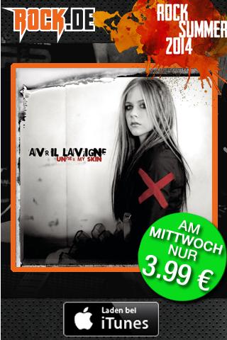 Avril Lavigne iTunes
