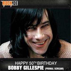 Geburtstag Bobby Gillespie 50 Primal Scream