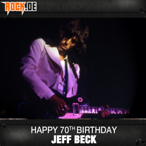 Jeff Beck 70. Geburtstag 70th Birthday