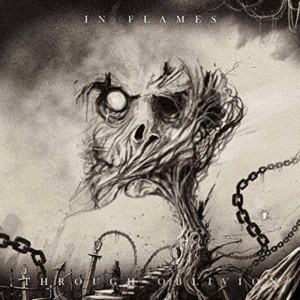 In Flames Through Oblivion Single Cover