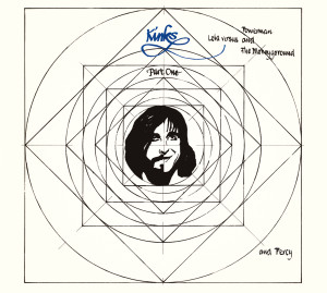 The Kinks - Lola versus Powerman and the moneygoround cover