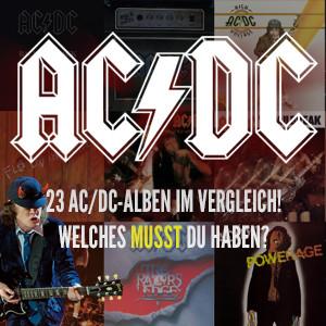 AC/DC 23 Alben in der Übersicht auf rock.de
