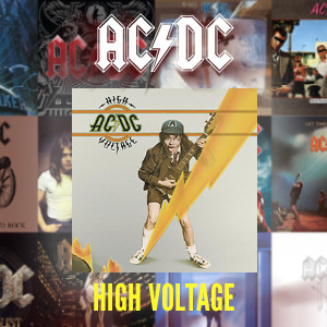 AC/DC High Voltage auf rock.de