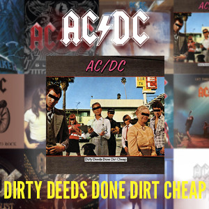 AC/DC Dirty Deeds Done Dirt Cheap auf rock.de