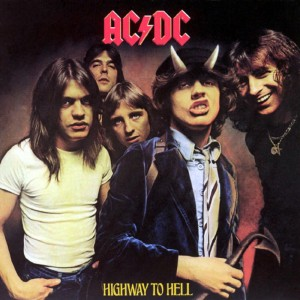 AC/DC Highway to Hell auf Rock.de