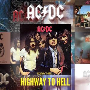 AC/DC Highway to Hell auf rock.de