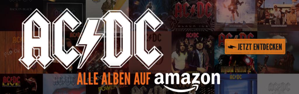 ACDC alle Alben auf Amazon