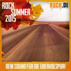 Rock Summer 2015 auf rock.de: Entdecke deinen Sound des Sommers für die Überholspur