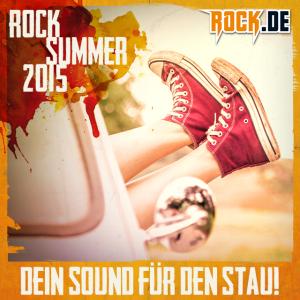 Rock Summer 2015 auf rock.de: Entdecke deinen Sound des Sommers für den Stau