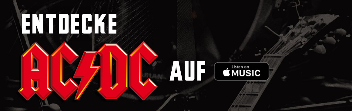 ACDC-auf-Apple-Music