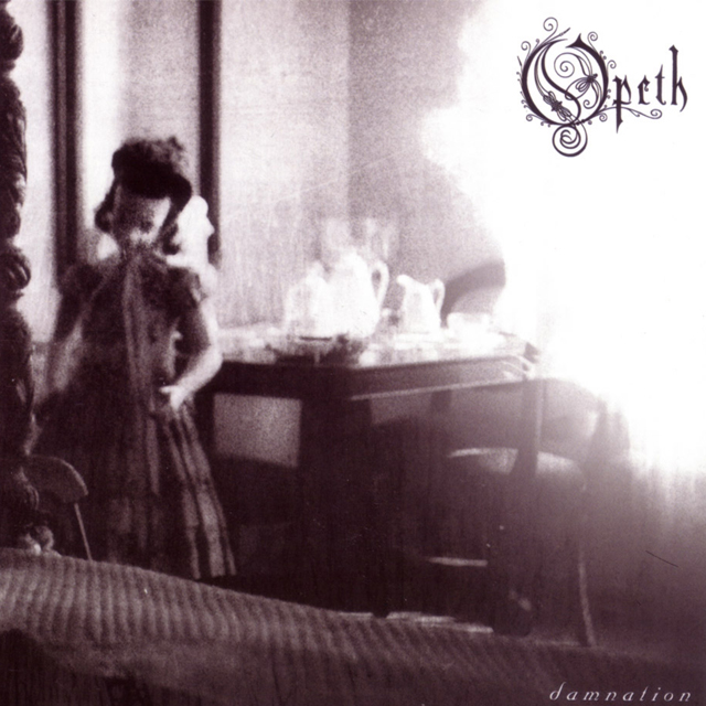 Opeth Damnation Albumcover