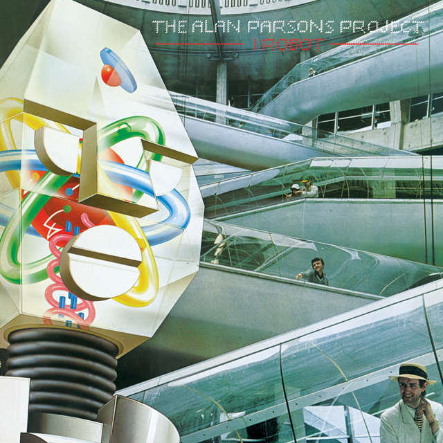 The Alan Parsons Project iRobot Albumcover